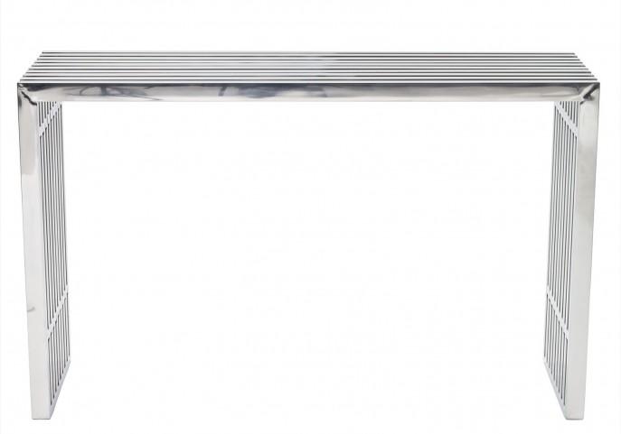 Medium Gridiron Stainless Steel Bench