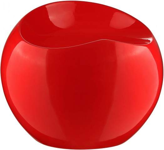 Plop Stool in Red