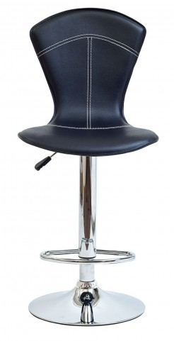 Cobra Barstool in Black