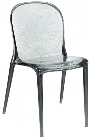 Scape Black Dining Side Chair