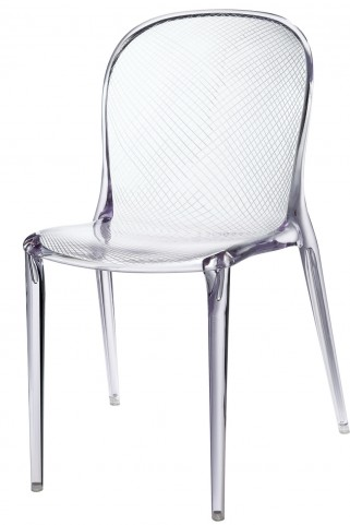 Scape Acrylic Translucent Chair