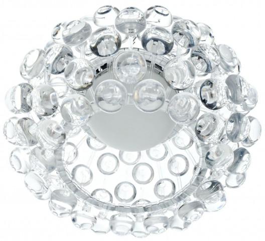 "Halo Clear 12"" Ceiling Fixture"