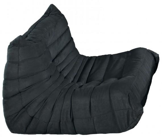 Waverunner Black Armchair