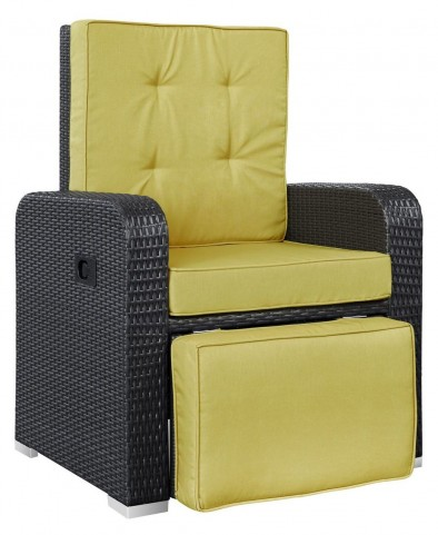 Commence Peridot Patio Outdoor Patio Armchair Recliner