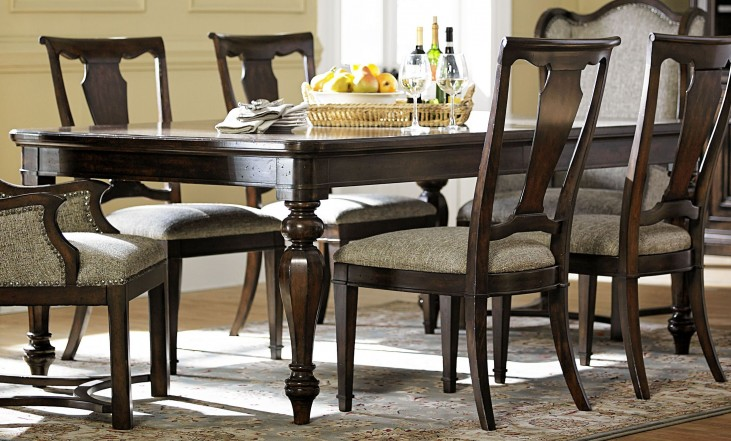 Egerton Leg Dining Table