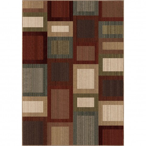 Block Party Multi Large Rug