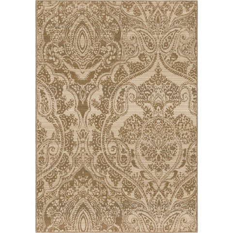 Queen Vic Cream Large Rug