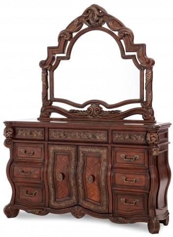 Essex Manor Dresser with Mirror