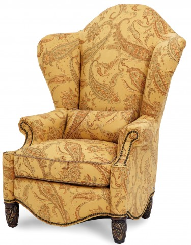 Essex Manor High Back Wing Chair