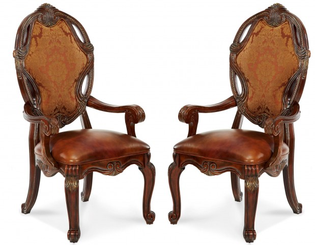 Essex Manor Arm Chair Set of 2