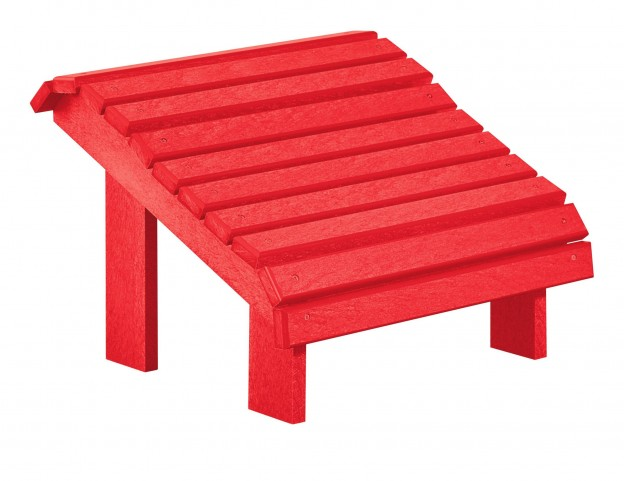 Generations Red Premium Footstool