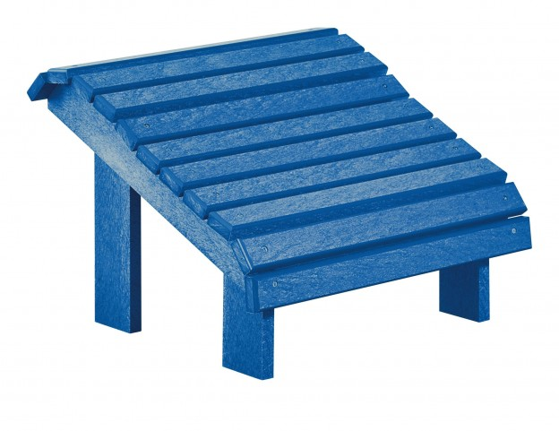 Generations Blue Premium Footstool