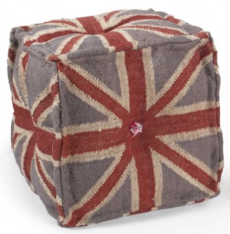 Brittania Pouf