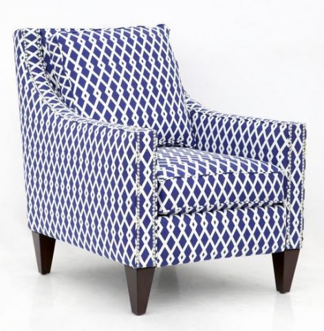 Carson Ultramarine Chair