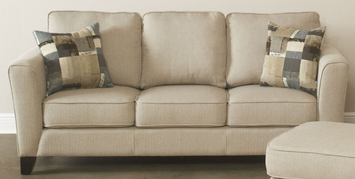 Park Central Taupe and Danube Sofa