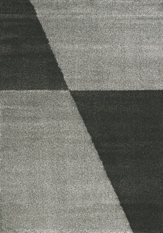 "Fame Gray scale Crossroads 63"" Rug"