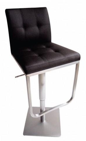 Ferrera Black Hydraulic Barstool