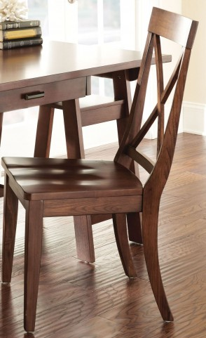 Felix Dark Oak Chair