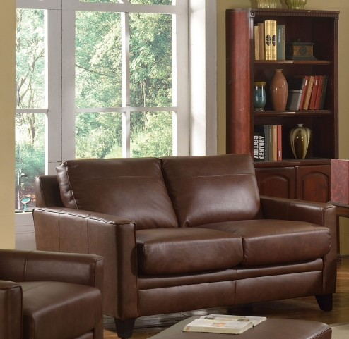Colby Brown Loveseat