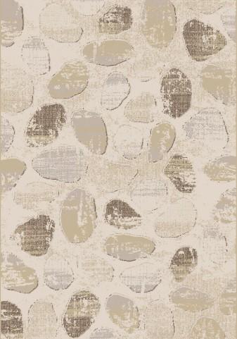 Flint Cream Cobblestone Medium Rug