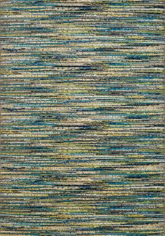 Forte Multi Stripes Large Rug