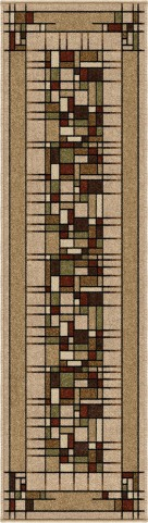 "Four Seasons Eldridge Multi Runner 96"" Rug"