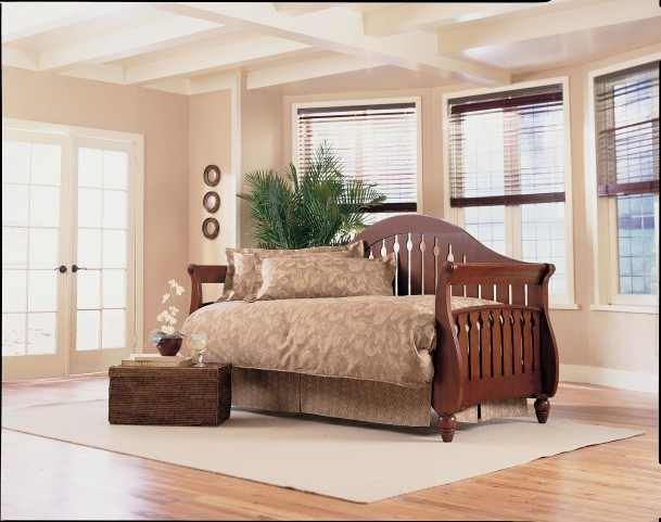 Fraser Walnut Twin Size Daybed