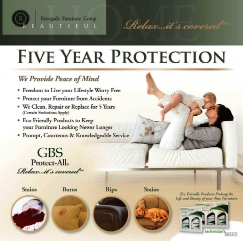 Montage 5-Year Premium Protection Plan COVERS ENTIRE PURCHASE