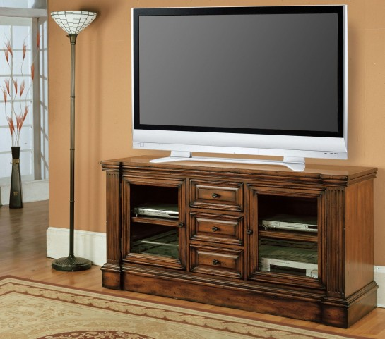"Genoa 64"" TV Console with Power Center"