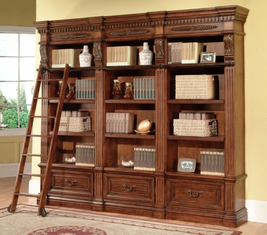 Grand Manor Granada 3pcs Museum Bookcase