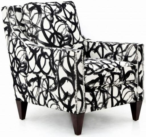 Carson Espresso Chair