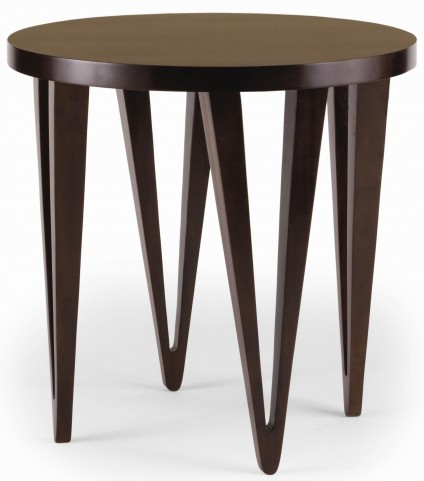 Georgetown Walnut End Table