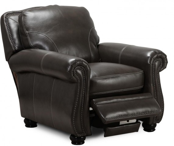 Charleston Longhorn Ghost Recliner
