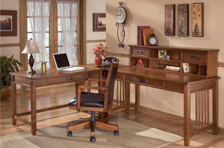 Cross Island Modular Home Office Set