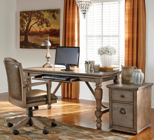 Tanshire Home Office Set