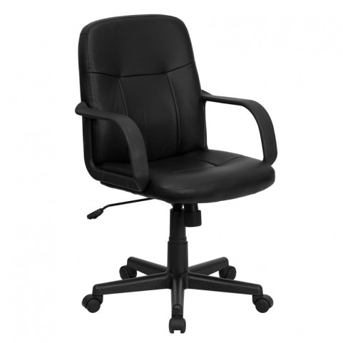 Black Glove Executive Office Chair