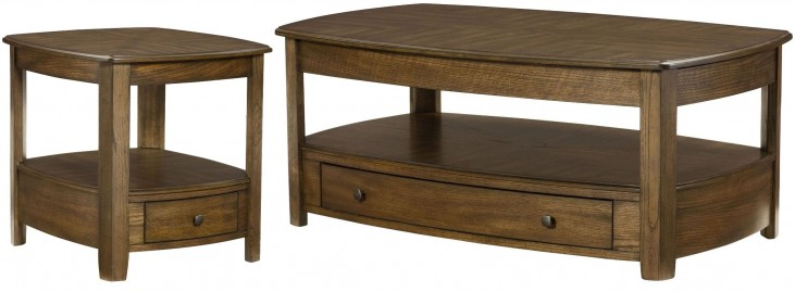 Primo Rectangular Occasional Table Set