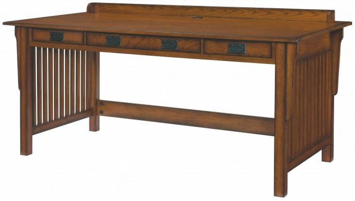 Sedona Mission Oak Desk