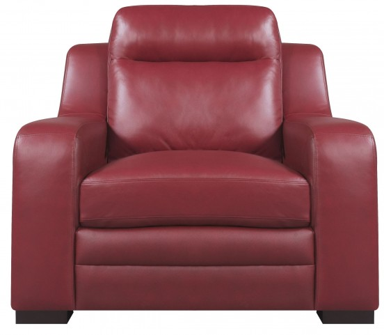 Hanson Red Chair