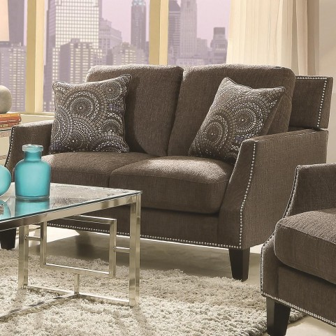 Hardin Upholstered Loveseat