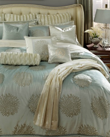 Harlington 12 Pieces Queen Comforter Set