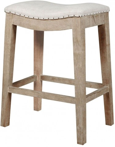 Essentials Stone Wash Bisque Harper Barstool