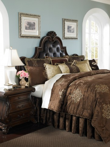 Highgate Manor 12 Pieces Queen Comforter Set