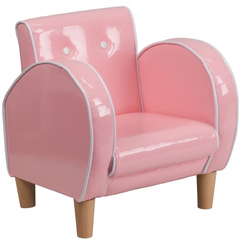 Kid Pink Chair