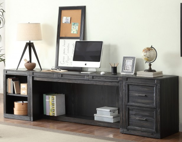 Hudson Vintage Midnight In Wall Desk Set