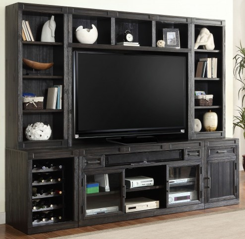 Hudson Vintage Midnight Entertainment Center