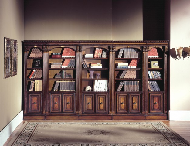 Huntington Library Wall Unit