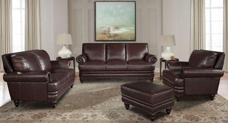 Hunter Sienna Living Room Set