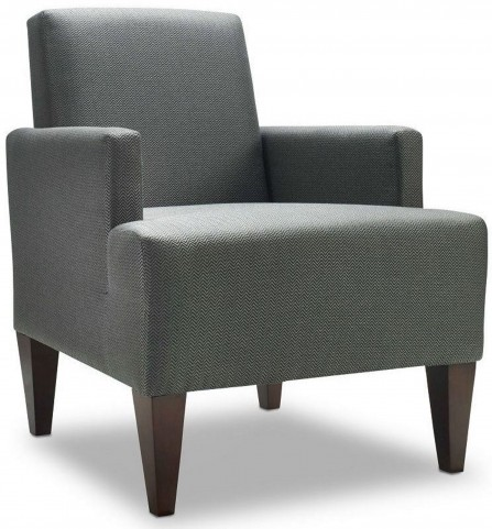 Willow Smoke Arm Chair