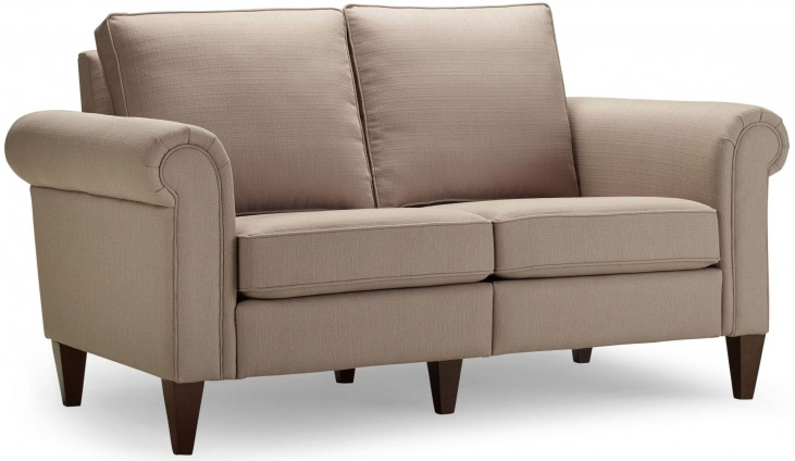 Avery Bisque Loveseat